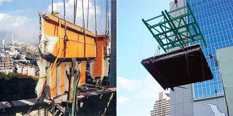 シマブンコーポレーション旧第三ビル解体工事